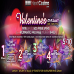 Valentine's next casino