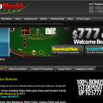 Club World Table Games Bonus