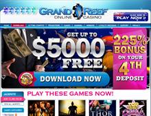 Grand Reef Casino Bonus