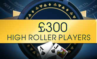 William Hill High Roller Bonus