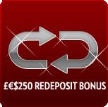 Fly Casino Reload Bonus
