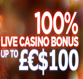 Casino Luck Live Dealer Bonus