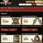 VegasPlay Reload Casino Bonus