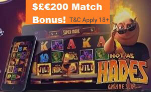 Luck Casino Match Bonus