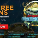 Grand Eagle Free Spins Bonus