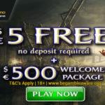 Ninja Magic Slot No Deposit Bonus