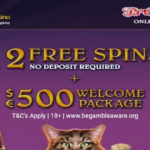 12 Free Spins on Pretty Kitty Slot
