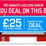 Banker's Welcome Bonus