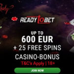 ReadytoBet Casino Bonus