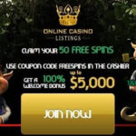 Drake Casino Free Spins Bonus