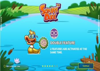 Scruffy Duck Screenshot 1