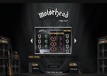 Motorhead  Screenshot 1