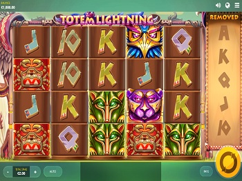 Totem Lightning Screenshot 5
