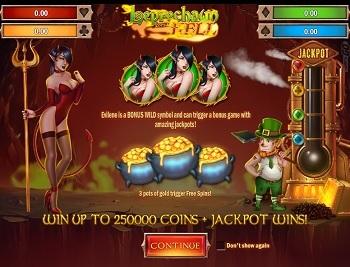 Leprechaun Goes to Hell Screenshot 1