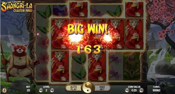 Spiele The Legend Of Shangri-La: Cluster Pays - Video Slots Online