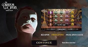 The Phantom of the Opera Screenshot 1