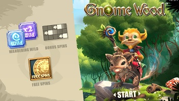 Gnome Wood Screenshot 1