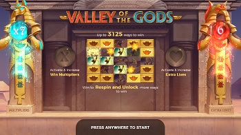 Valley of the Gods Screenshot 1