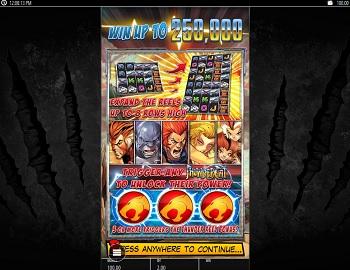 Thundercats Screenshot 1