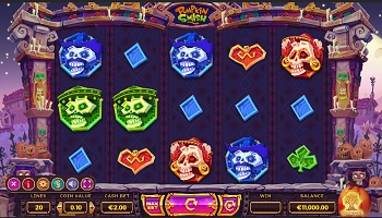Pumpkin Smash Slot Machine - Play this Game for Free Online
