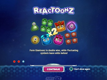 Reactoonz Screenshot 1