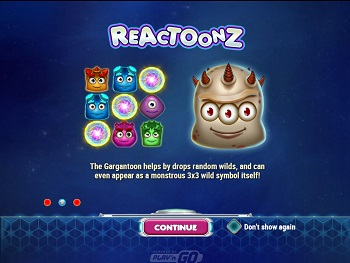 Reactoonz Screenshot 2
