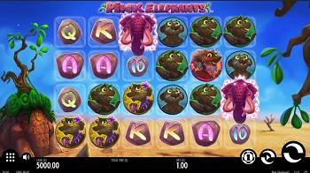 Pink Elephants Screenshot 2