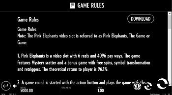 Pink Elephants Screenshot 3