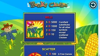 Funky Chicken Screenshot 2