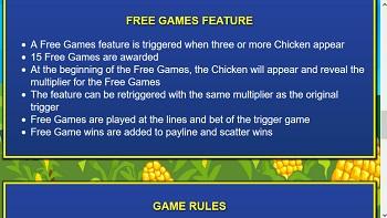 Funky Chicken Screenshot 4