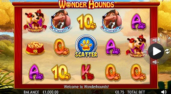 Wonder Hounds Screenshot 2