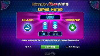 Mystery Joker 6000 Screenshot 1