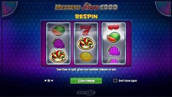 Mystery Joker 6000 Screenshot 2