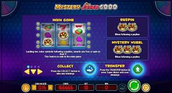 Mystery Joker 6000 Screenshot 5