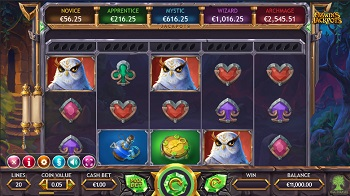 Ozwin's Jackpots Screenshot 2