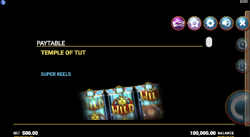Temple of Tut Screenshot 2