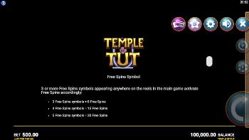 Temple of Tut Screenshot 4