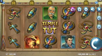 Temple of Tut Screenshot 1
