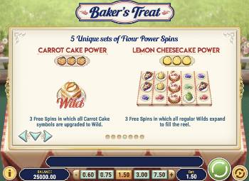 Baker's Treat Screenshot 3