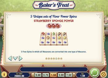 Baker's Treat Screenshot 2