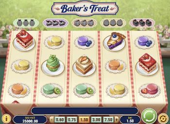 Baker's Treat Screenshot 1