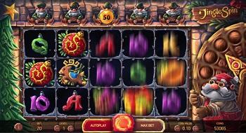 Jingle Spin Screenshot 1