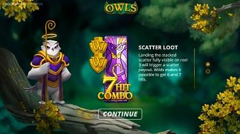 Owls Screenshot 2
