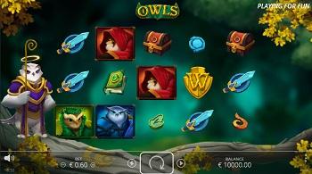 Owls Screenshot 1