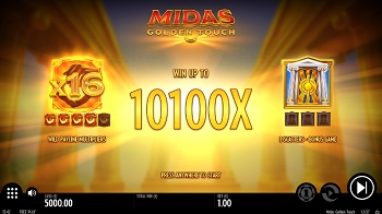 Midas Golden Touch Screenshot 1