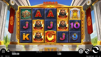 Midas Golden Touch Screenshot 2